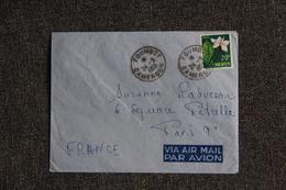 Lettre De CAMEROUN à FRANCE - Cameroun (1915-1959)