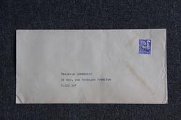 Lettre Préoblitéré Vers FRANCE - Cameroun (1915-1959)