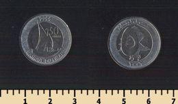 Lebanon 50 Livres 2006 - Liban