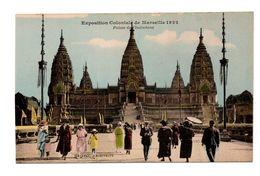 13 - MARSEILLE . EXPOSITION COLONIALE 1922 . PALAIS DE L'INDOCHINE - Réf. N°5756 - - Colonial Exhibitions 1906 - 1922