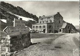 """60 - """"COL DE L'ISERAN 2770 M. (SAVOIE) - L' HOTEL ET LA CRETE DES LESSIERES 2986 M. - LA PLUS HAUTE ROUTE D'EUROPE"""" - Francia"""