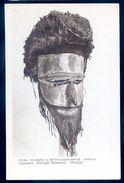 Cpa Océanie Papouasie Archipel Bismark Masque  SEP17- 62 - Papouasie-Nouvelle-Guinée