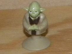 STAR WARS Micropopz Leclerc Yoda - Autres