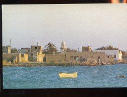 CPM Non écrite Bahrein Vue Côtière De BUDAIYA VILLAGE - Bahreïn