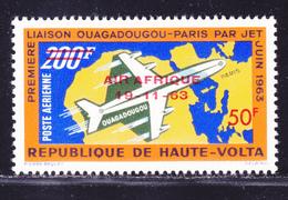 HAUTE-VOLTA AERIENS N°   10 ** MNH Neuf Sans Charnière, TB (D1499) - Alto Volta (1958-1984)