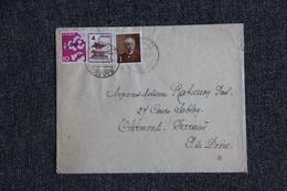 Lettre De JAPON Vers FRANCE - Storia Postale