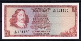SURAFRICA 1975 . 1 RAND     PICK  116 B  NUEVO SIN CIRCULAR   B1099 - Suráfrica