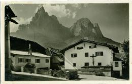SIUSI ALLO SCILIAR  BOLZANO  Motivo  Casa Con Crocifisso - Bolzano