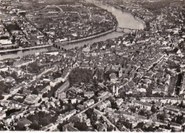 Switzerland Basel Panorama Mit Spalentor Mittlere Und Wettsteinbruecke Photo - BS Bâle-Ville