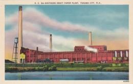 Florida Panama City Southern Kraft Paper Plant