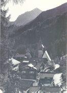 Langwies - Dorfkern Mit Kirche               2002 - GR Grisons