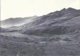 Fondei - Blick Talauswärts          2001 - GR Grisons