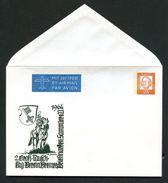 POSTILLION WAPPEN BREMEN Bund PU22 C2/001a Privat-Umschlag ** 1964  NGK 10,00 € - Post