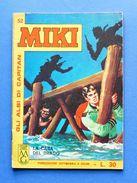 Fumetti - Gli Albi Di Capitan Miki N° 52 - 1963 - La Casa Del Drago - Libri, Riviste, Fumetti