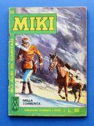 Fumetti - Gli Albi Di Capitan Miki N° 89 - 1964 - Nella Tormenta - Libri, Riviste, Fumetti