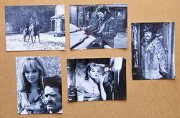 Cinema Lotto 5 Foto Di Scena Del Film Sledge - James Garner - 1970 - Foto