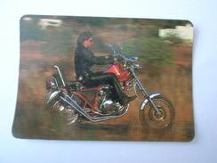 1 Calendar - Portugal Mota Moto Motcicleta Motorrad Motocicletta Motorcycle  (d4) - Calendarios