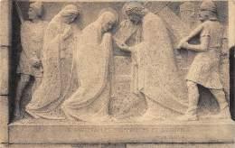DISON - Monument Du Sacré-Coeur - Panneau De Droite - Dison