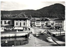 Vallorbe - Le Pont Sur L'Orbe Et Le Casino - VD Vaud