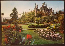 LAGO MAGGIORE - GIARDINI DELL' ISOLA BELLA - Giardino - Garden - Jardin - Flowers VG - Novara