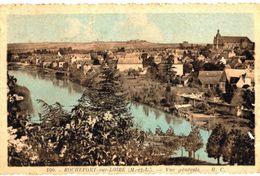 CPA N°14986 - LOT DE 5 CARTES DE ROCHEFORT SUR LOIRE - Autres Communes
