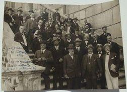 Foto Congresso Annonario Ass Comuni Roma 1924 - Fotografia