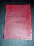 Militaria - Manuale Sanitario Per La Guerra Chimica - Ed. 1935 - Documents