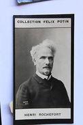 Collection Felix Potin 1908 - Henri Rochefort Francia - Foto