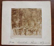 Foto Epoca Gita Socialista Varese 1903 RARITA' - Fotografia