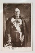 Foto Cartolina Arturo Principe Regno Unito Duca Di Connaught E Strathearn 1910 - Photos