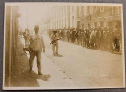 Foto Epoca - Mexico Rivoluzione Messicana 1910 - Soldati Manifestazione N.12 - Fotos