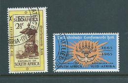 South Africa 1965 Dutch Reformed Church Set 2 FU - South Africa (1961-...)