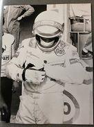 Automobilismo Fotografia Clay Regazzoni 4 Ferrari 312 B/2 Nel 1971 Formula 1 - Fotografia