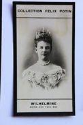 Collection Felix Potin 1908 - Wilhelmine Reine Pays Bas - Photos