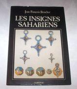 Legione Straniera Distintivi Insegne Les Insignes Sahriens 1^ Ed. 1982 ESAURITO - Altri