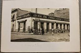 Foto Epoca - Mexico Rivoluzione Messicana 1910 -  Soldati E Artiglieria N.24 - Fotos