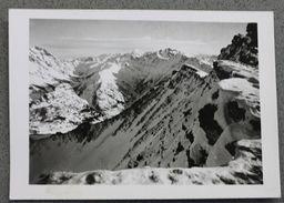 Fotografia Montagna Courmayeur 1950 Monte Youla Valle D'Aosta - Photos