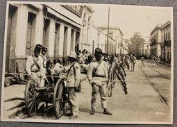 Foto Epoca - Mexico Rivoluzione Messicana 1910 - Soldati Manifestazione  N.10 - Photos
