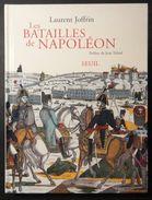 Les Batailles De Napolèon - Battaglie Di Napoleone - Ed. 2002 - Non Classificati