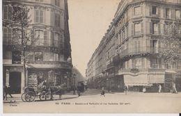 921 - Paris - Boulevard Voltaire Et Rue Sedaine (XIe Arrd) - FF Paris - Arrondissement: 11