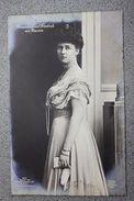 Foto Cartolina Principessa Federica Eitel Di Prussia 1908 - Foto