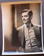 Fotografia Epoca Cinema Attore Clark Gable Anni '40 / 50 - Non Classés