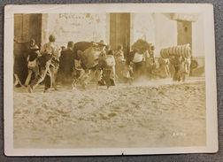 Foto Epoca - Mexico Rivoluzione Messicana 1910  Strade Edifici Sfollati N.29 - Fotos