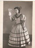 Foto Epoca - Lorenza Mitra - Barbiere Siviglia 1945 Ca - Fotografia