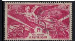 A E F     N°  YVERT       PA 43    ( 4 )     OBLITERE       ( O   2/19 ) - A.E.F. (1936-1958)