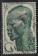CAMEROUN      N°  YVERT       293   ( 1 )     OBLITERE       ( O   2/19 ) - Cameroun (1915-1959)