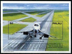 AF0607 Palau 1995 Concorde Aircraft M MNH - Sonstige