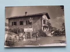 Col D'IBARDIN ( P.E.P ) 16 VERA DE BIDASOA Puerto De Ibardin ( Frontière Franco ) Anno 19?? ( Zie Foto's ) ! - Navarra (Pamplona)
