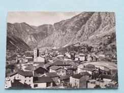 La Capital ANDORRA-La-Vella ( V. Claverol - 43 ) Anno 1964 ( Zie Foto's ) ! - Andorre