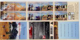 """Australia Booklet SB122 (Stanley Gibbons) Or Yvert 1665 Farming Overprinted """"APTA"""", MNH - Carnets"""